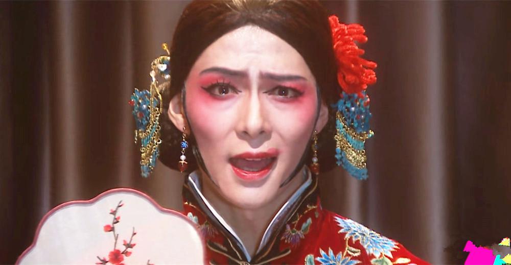 """张铭恩扮相被嘲像""""老狐狸精"""",依然努力洗白:对演技挺自信"""